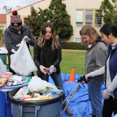 Campus Waste Audit