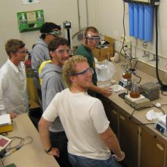 Water-Energy Sustainability Training Team (WESTT)