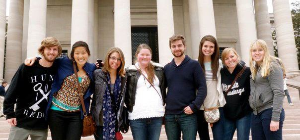 Cal Poly Symphony musicians on tour