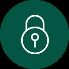 pad lock icon