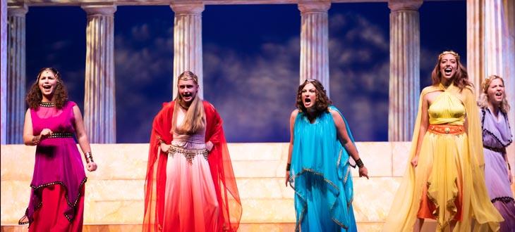 Lysistrata women
