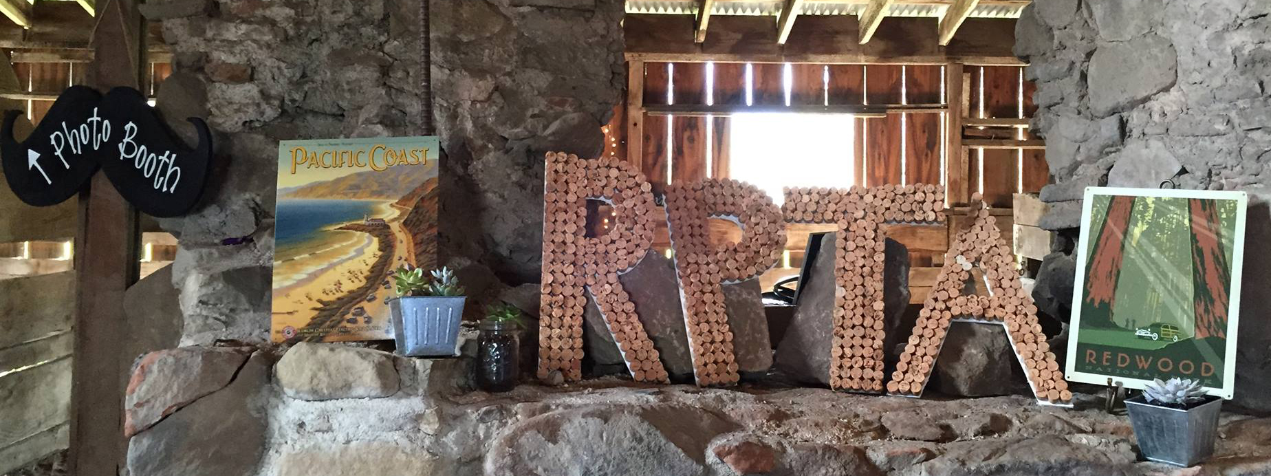 2015 RPTA Dinner and Auction at Santa Margarita Ranch Barn