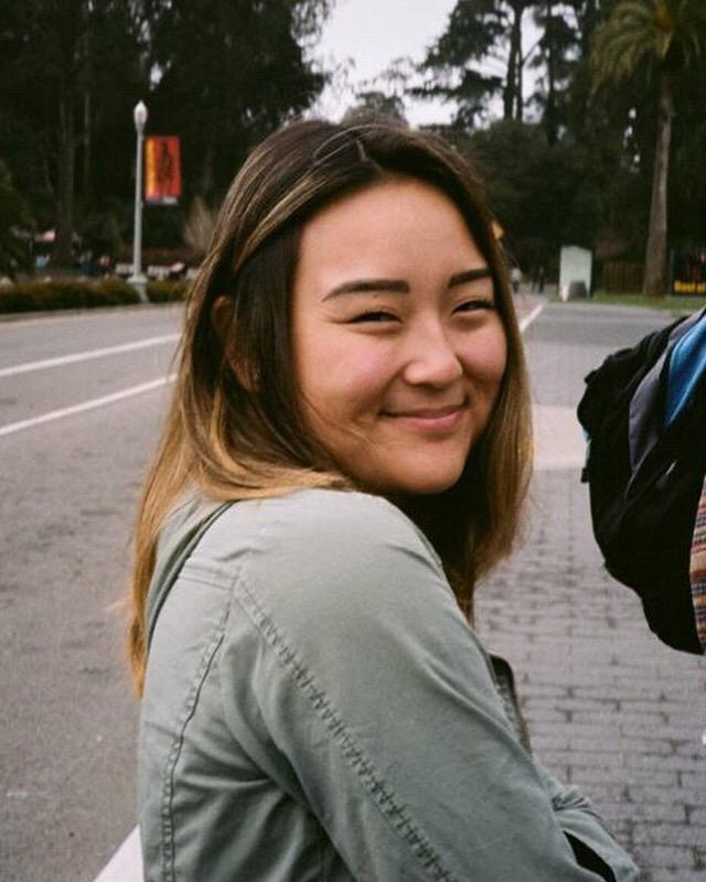 TSAC member Gabriela Makita