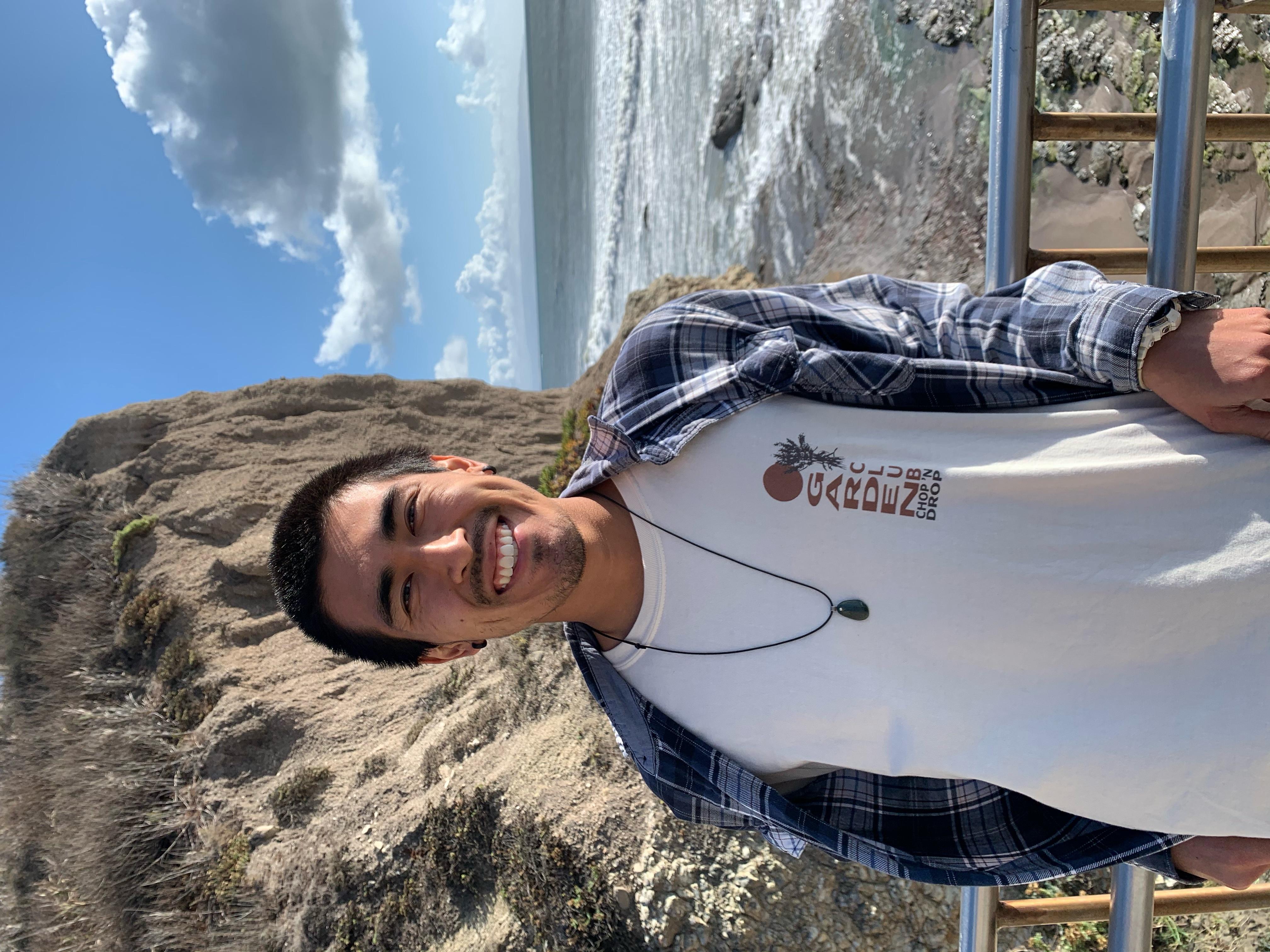 TSAC member Kaito Lopez