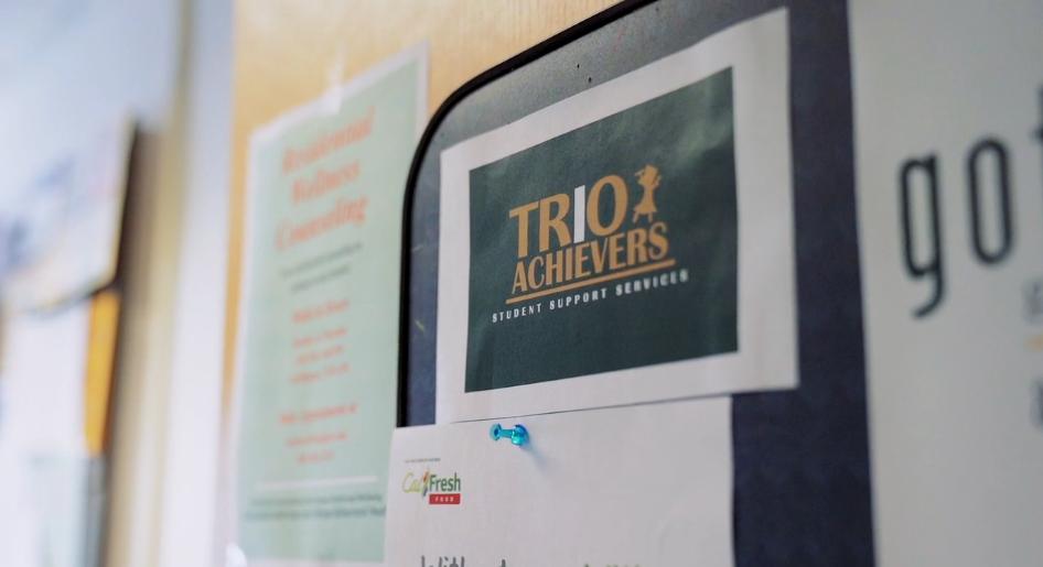 TRIO Achievers Video Thumbnail