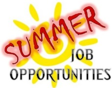 Summer Job Opportunities