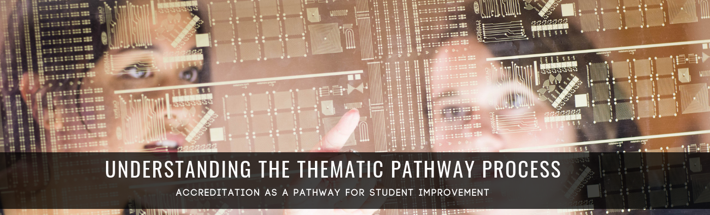 Understanding Cal Poly's Thematic Pathway Process