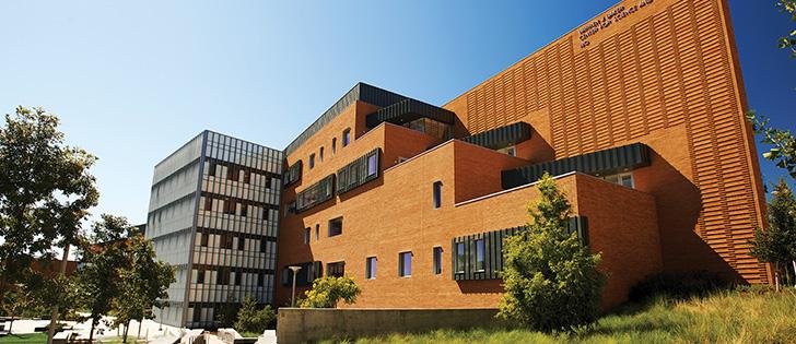 The Warren J. Baker Center for Science and Mathematics