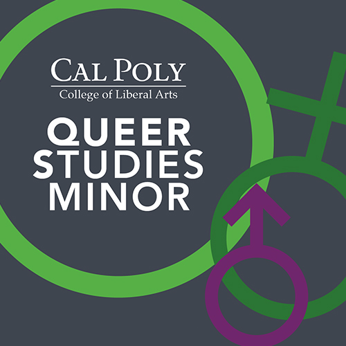 Queer Studies Minor at Cal Poly