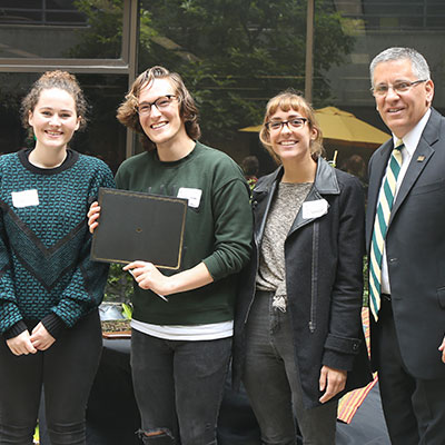 Thumbnail Image - Cal Poly President Names Poly Feminist Club Outstanding Student Organization