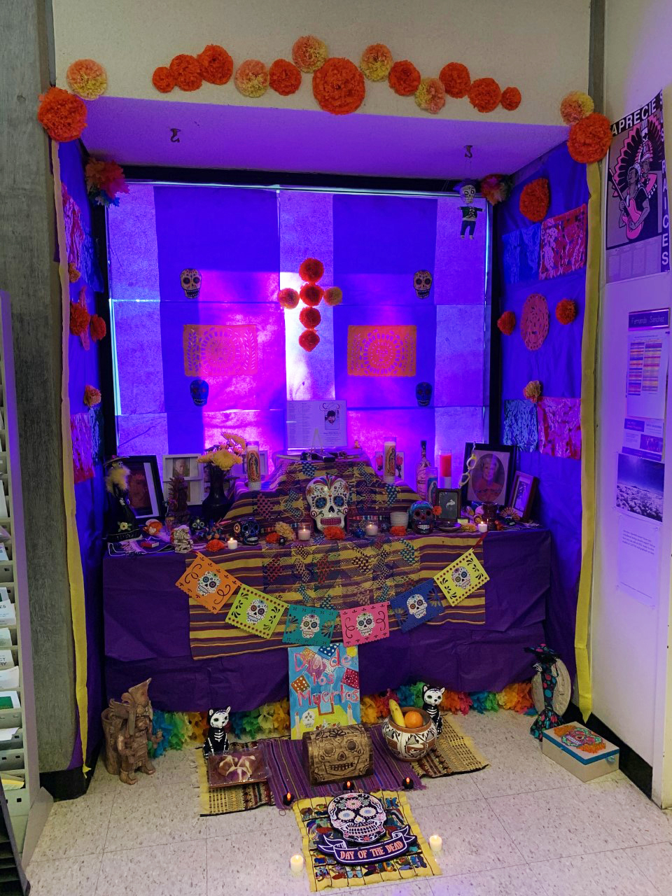 Day of the Dead altar 2019