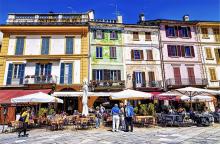 Italian Conversation Tables