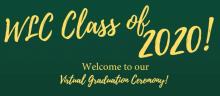 Congrats WLC Class of 2020!