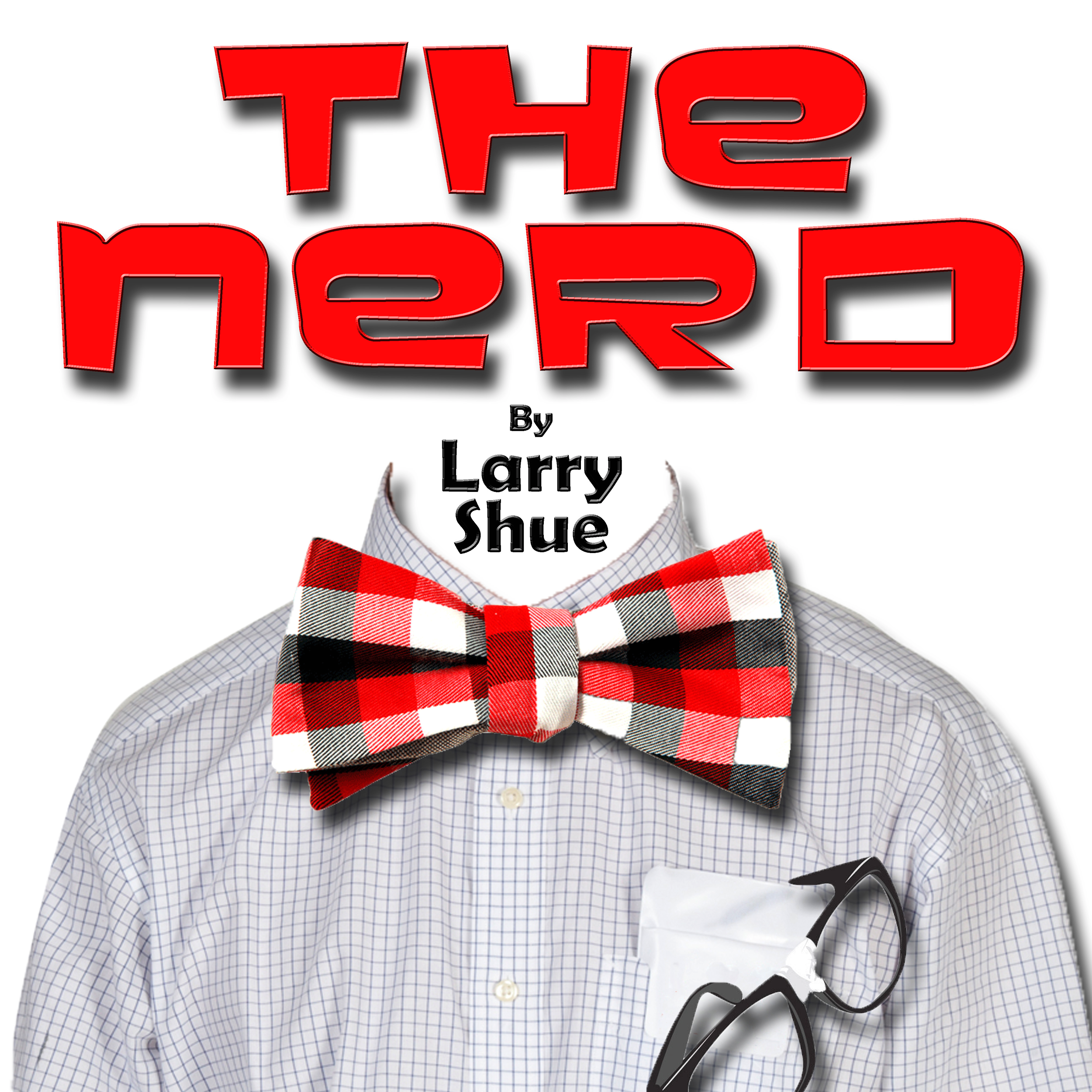 The Nerd shirt with tie