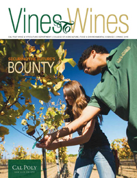 Vines to Wines Newsletter 2015