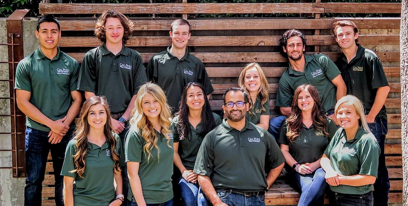 Cal Poly Vines to Wines Executive Board